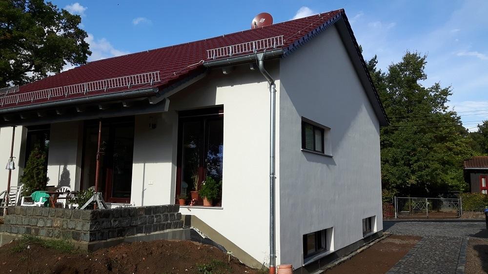 Private bauherren einfamilienhaus in radebeul baugesellschaft gro enhain - Architekt radebeul ...